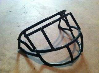 Riddell EGOP Football Helmet Facemask Face Mask eye shield Black