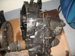 1988   1993 Ford Festiva 5 speed manual standard transmission 90000
