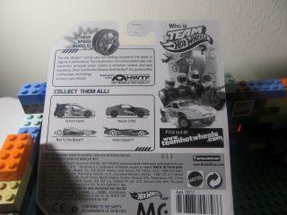 Team Hot Wheels 72 Ford Fiesta High Speed Wheels Diecast Designed for