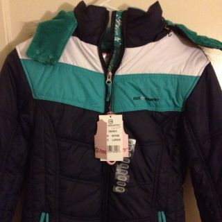 Free Country Girl's Ski Jacket