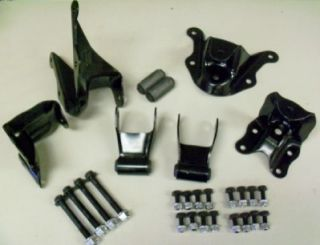 Ford Ranger Leaf Spring Shackle Hanger Kit Mazda B