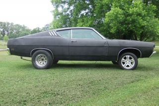 1969 Ford Torino GT Fastback Parts Car Salvage Car Project Car