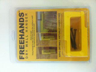 FREEHANDS DRYWALL HANGER Sheetrock Installer Hands Free TOOL