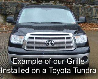 Ford Ranger 98 00 Chrome Billet Grille Insert Stainless Steel Trim