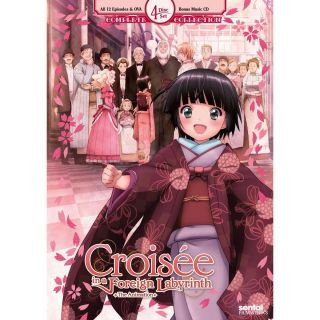 Croisee in A Foreign Labyrinth Comp Collection DVD Brand New Movie