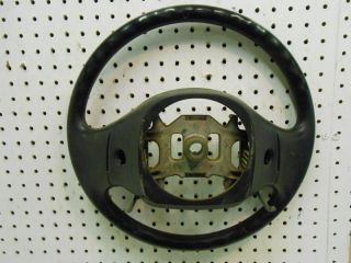 Steering Wheel Interior Ford E150 F150 F250 E250 E350 Expedition Black
