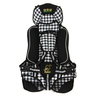 new simpson racing black 3 in 1 gavin child car safety seat 20 100 lbs. Black Bedroom Furniture Sets. Home Design Ideas