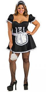 French Maid Sexy Maids Costumes Womens Costume Plus