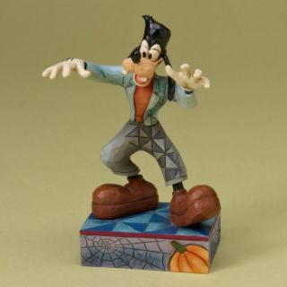 Jim Shore Heartwood Creek Disney Franken Goofy 4023552