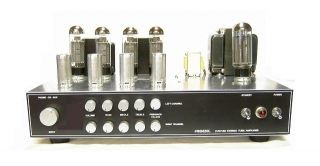 FRENZEL SS 4772 Ultimate Stereo Tube Amp For Your Vintage Vinyl