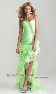 Party Cocktail Prom Dress Evening Formal Gowns Wedding Dresses