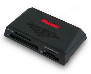Kingston USB 3 0 Multi Flash Media Card Reader Micro SD SDHC SDXC CF