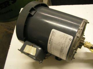 GE Electric Motor Cat K166 Mod 5K46KN2175 New