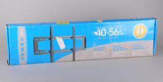 Dynex 40 56 Fixed Flat Panel Wall TV Mount DX TVM113
