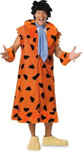 Fred Flintstone The Flintstones Deluxe Men Costume Std