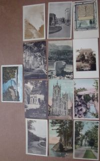 New York State New England Vintage Postcards Lot O 67