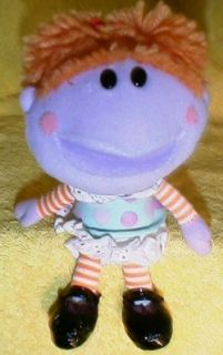 useful information blues clues room frederica 7 plush doll 2005