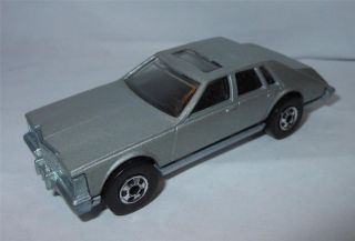 1981 Hot Wheels Made in France Cadillac Silver BW M