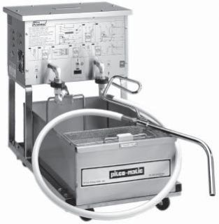 Pitco P14 Fryer Grease Filter Filtering Machine