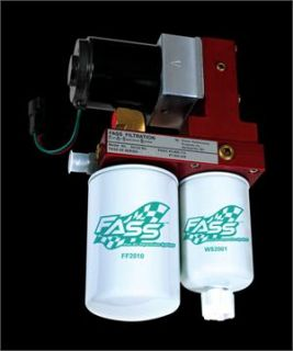 Fass Fuel System  Stock to Moderate  150 Series  FASS 150/95 1008