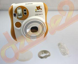 Fuji Fujifilm Instax Mini 25 Instant Film Camera Rilakkuma + 20 Photos