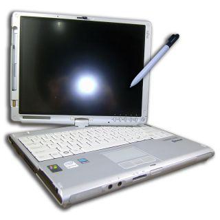 Fujitsu LifeBook T4210 Core Duo T2400 1 83GHz 80GB 1GB No Operating