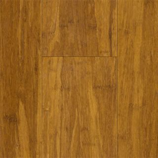Carbonized Strand Woven Bamboo Hardwood Flooring Wood Floor