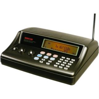 Gre Psr200u 200 channel Base Station Analog Scanner With Fm Radio
