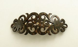 Barrette France Luxe Hair Barrette Elysee French Clip