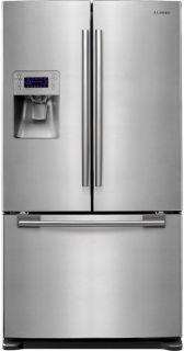 RF267AERS 26 cu. Ft. Stainless Steel 3 Door French Door Refrigerator
