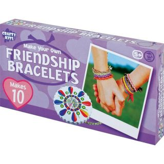 New Make Your Own Friendship Bracelets Kit Craft Set