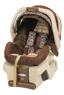 30 sahara pattern rear facing infant baby car seat 1783804