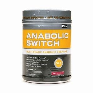 MRI Anabolic Switch Fruit Punch 2 lbs 2 Lb