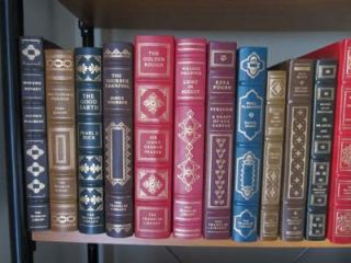 Franklin Library 20 Volume Collection 100 Greatest Best Loved Books