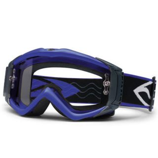 Smith Fuel MX Enduro Race Motocross Helmet Goggles Blue