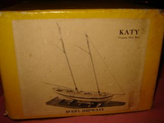 Model Shipways KATY