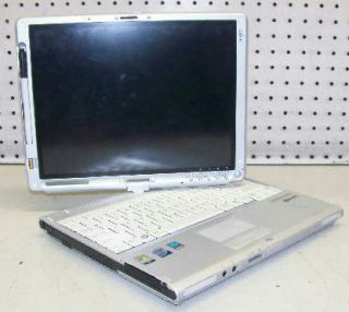Fujitsu LifeBook T Series T4220 Tablet PC Laptop Core 2 Duo 2 2GHz 2GB
