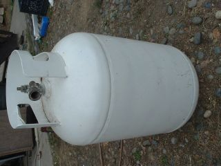 LARGE PROPANE BOTTLE TANK HEATER STOVE BARBIQUE 10 GALLONS LP GAS