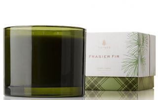Thymes Frasier Fir 3 Wick Candle Extra Large 17 oz Multi Wick