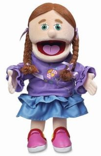14 Pro Puppets Full Body Hand Puppet Amy