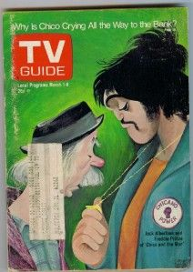 tv guide mar 1 1975 chico and the man freddie prinze