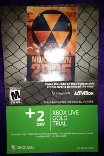 how to get nuketown 2025 on xbox 360