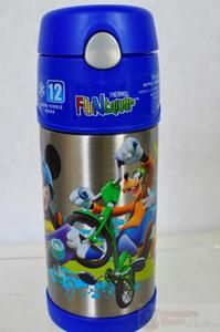 Thermos Funtainer Bottle Mickey Mouse Clubhouse