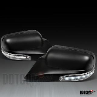 1997 2001 Ford F150 F 150 LED Side View Mirrors Manual