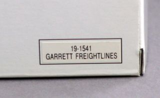 freightliners coe tractor with 35 trailer 1 34 scale 19 1541 in