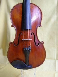 Old Fine RARE Italian Label Violin by Rodolfo Fredi Alte Geige