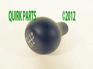 1999 2010 Ford Super Duty Black Gear Shift Knob Manual Transmission