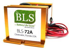 Ford THINK GEM Car 72 volt Electric Battery Life Saver Desulfator BLS