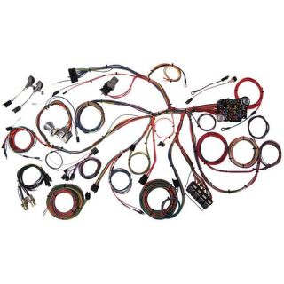 1964 1965 1966 Ford Mustang Wire Harness Kit Direct Fit
