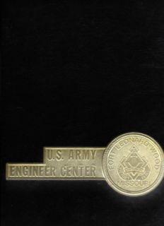 Yearbook US Army Fort Leonard Wood Missouri 1997 1998